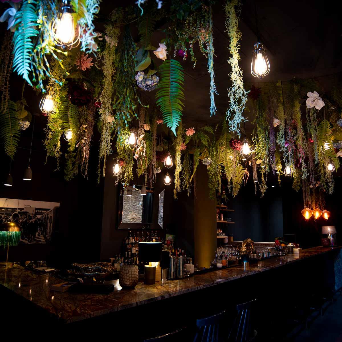 Altbau Bar im Rosegarden in Berlin-Mitte