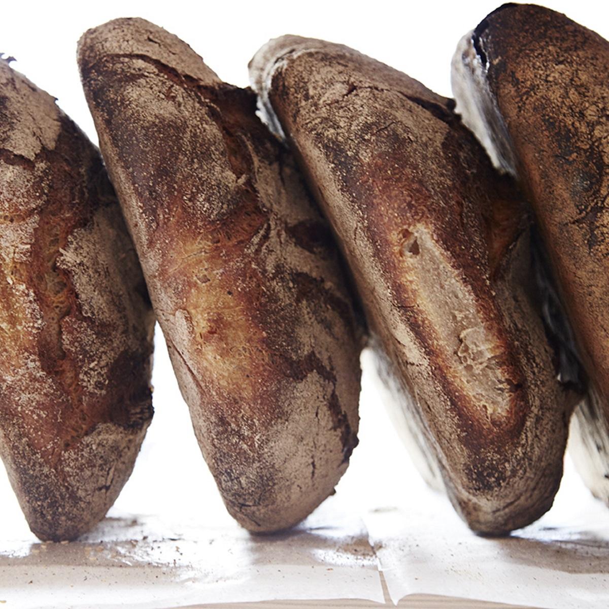 Bäckerei Mirabelle in Kopenhagen_Sauerteigbrote