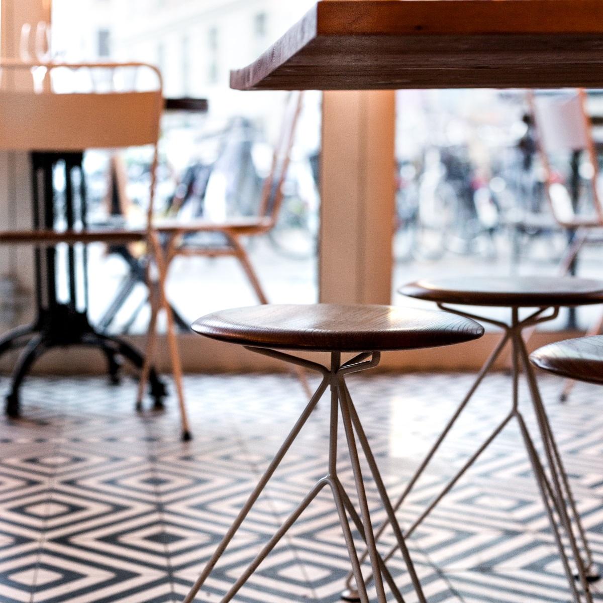 Café und Bäckerei Mirabelle in Kopenhagen