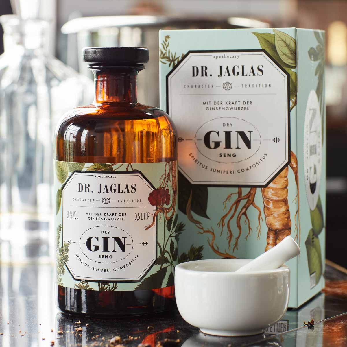 Dr. Jaglas Elexiere und Gin im Onlineshop-7