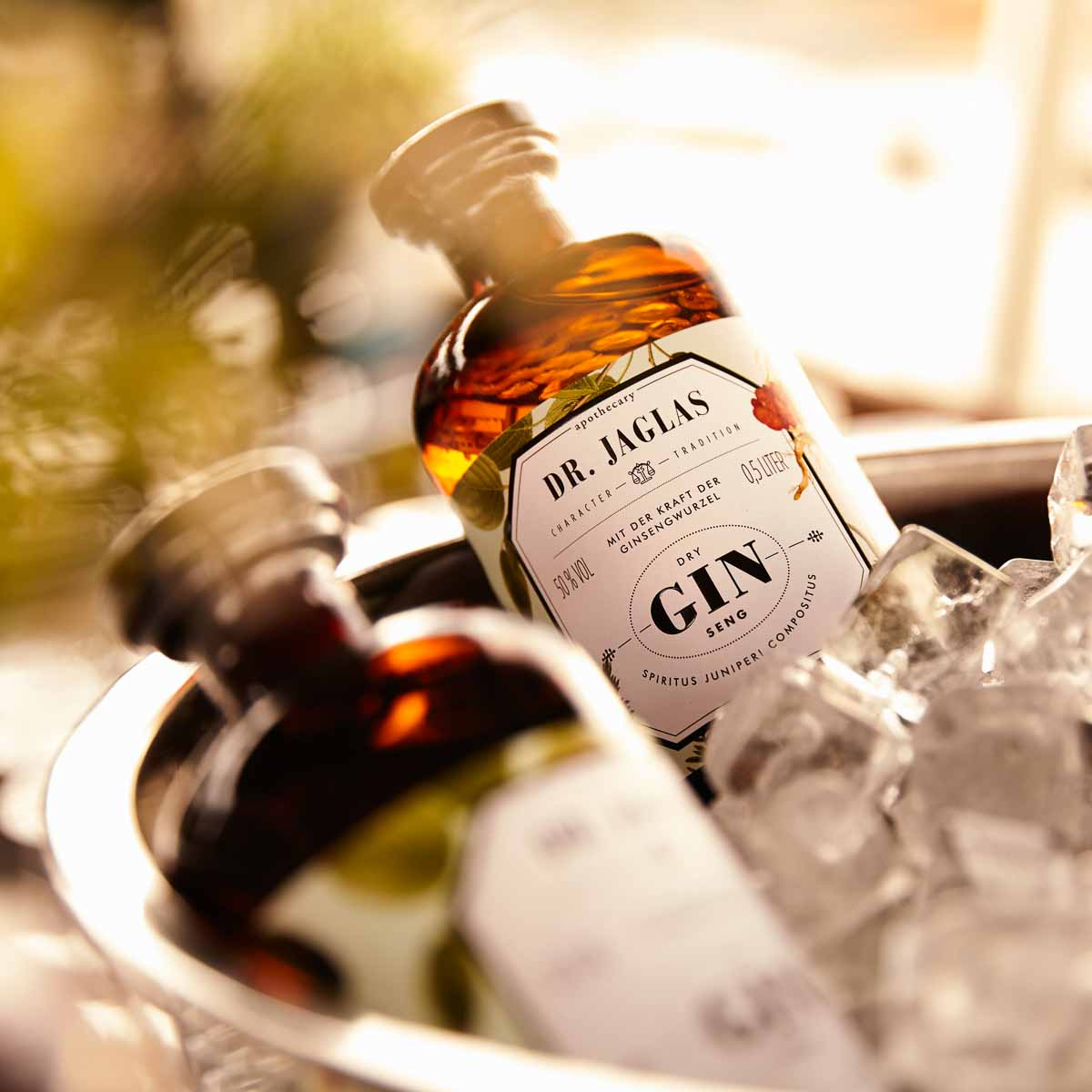 Dr. Jaglas Elixiere & Gin aus Berlin