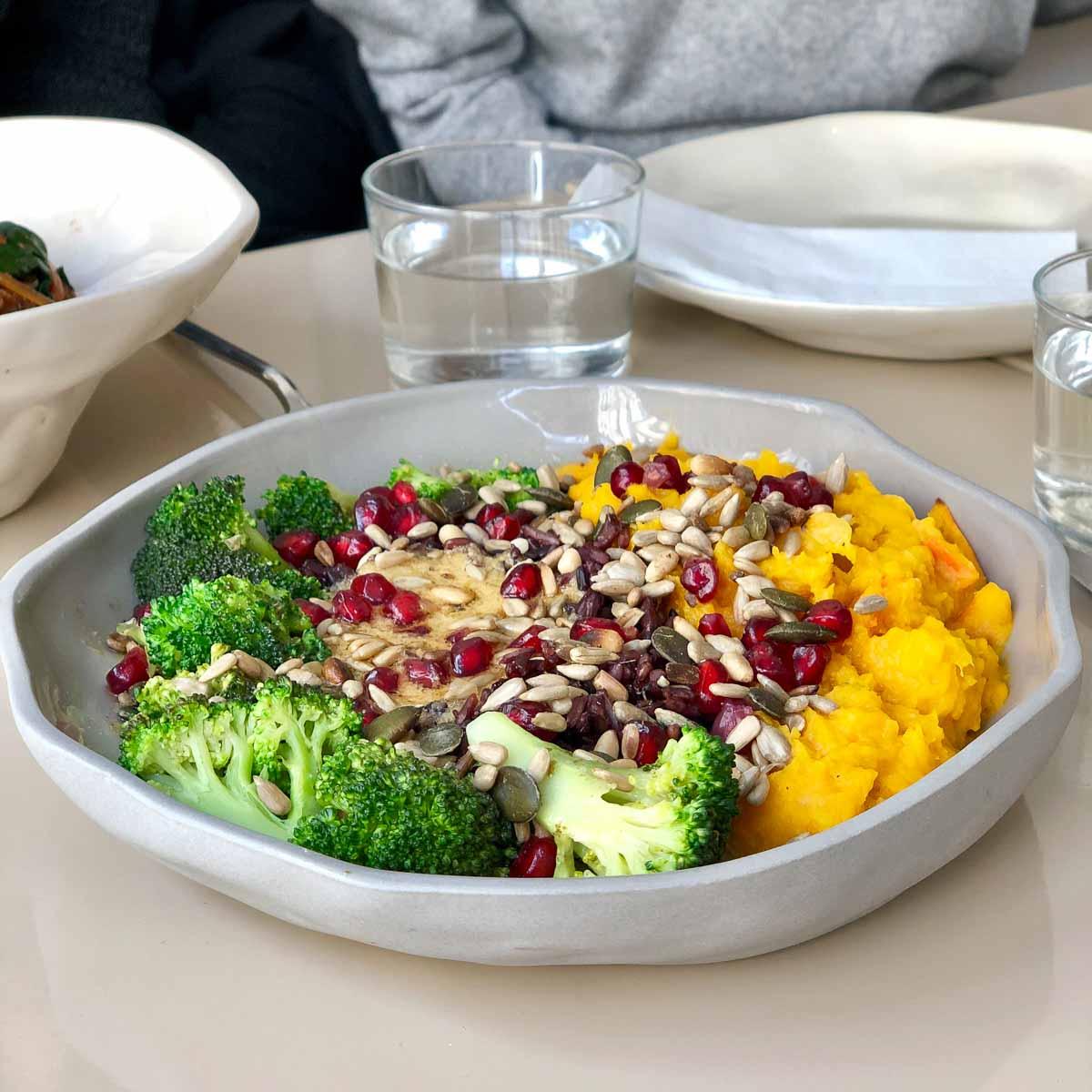 Lunch im The Klub Kitchen in Berlin-Mitte-1