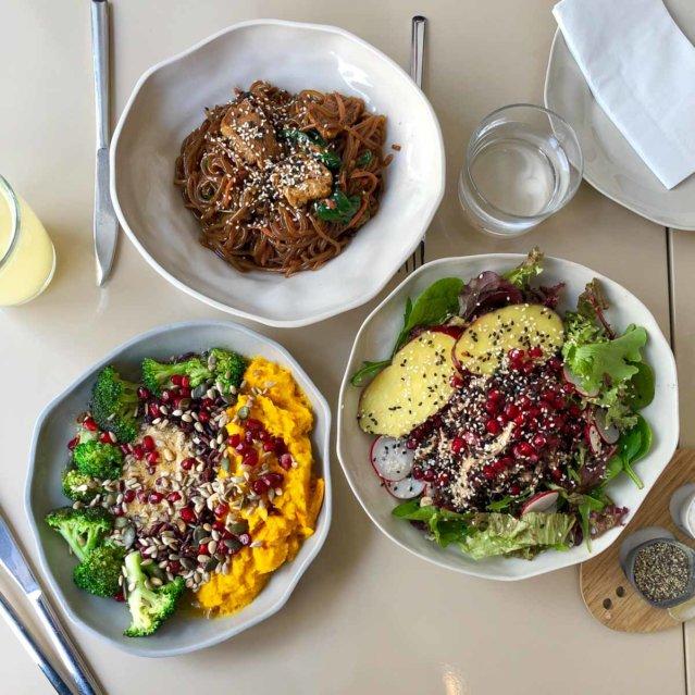 Lunch im The Klub Kitchen in Berlin-Mitte-4