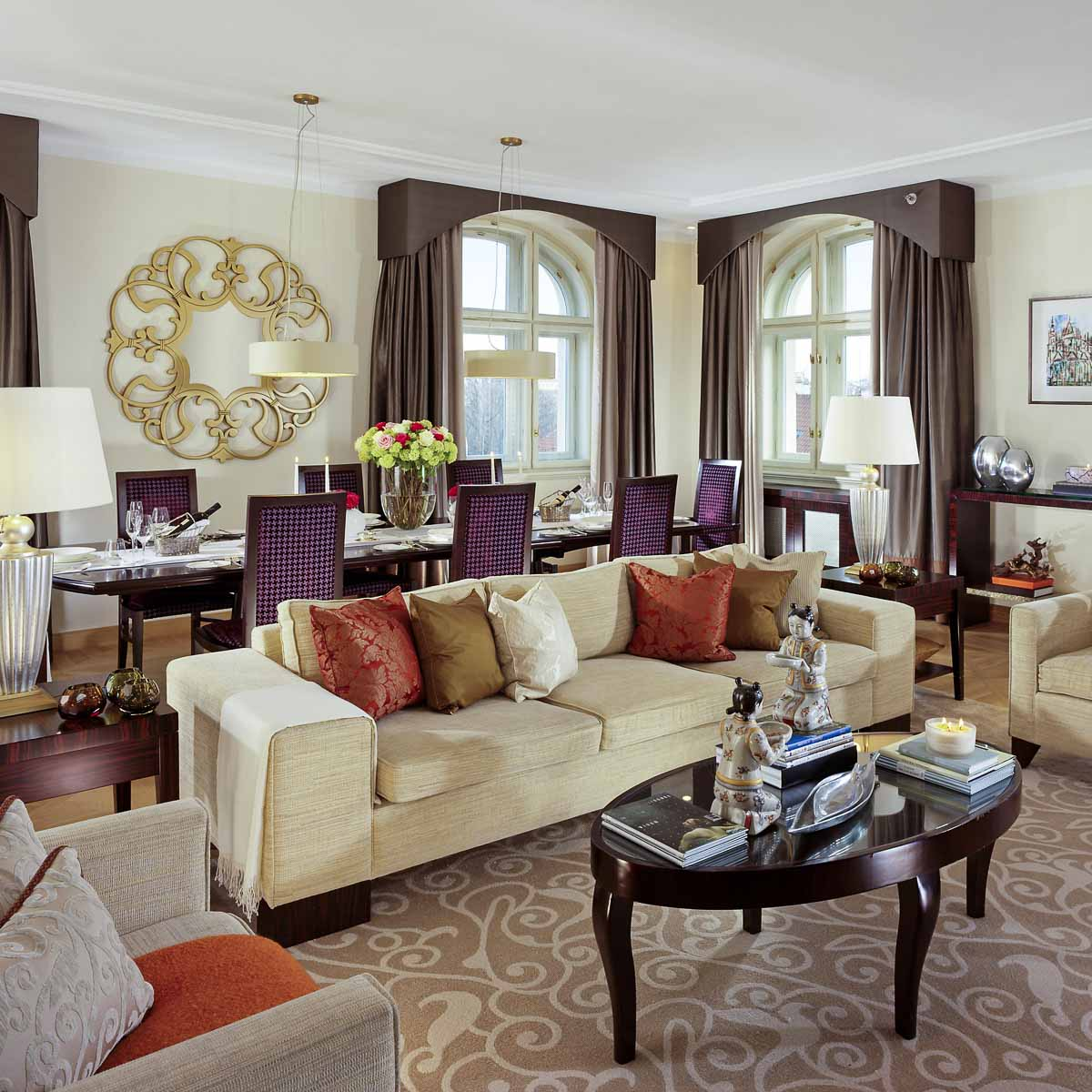 Luxus Hotel Mandarin Oriental Prag-12