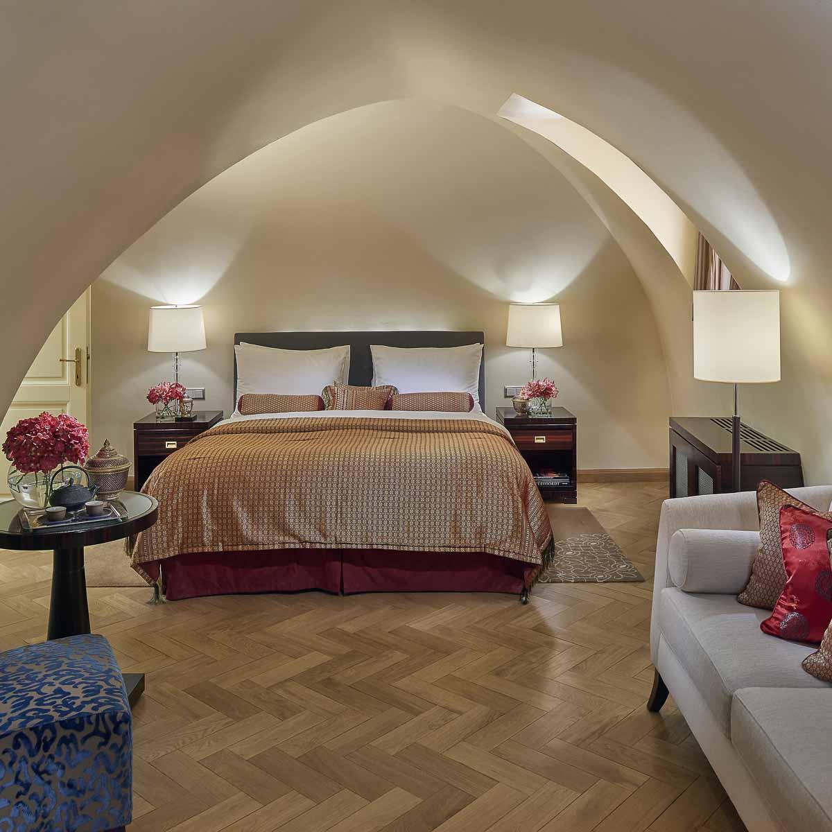 Luxus Hotel Mandarin Oriental Prag-13