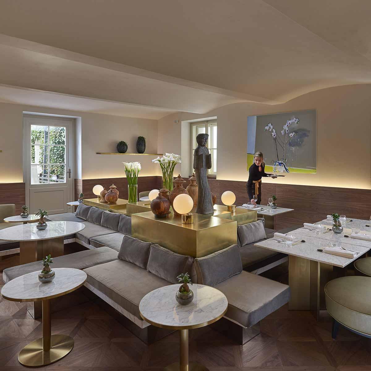 Luxus Hotel Mandarin Oriental Prag-16