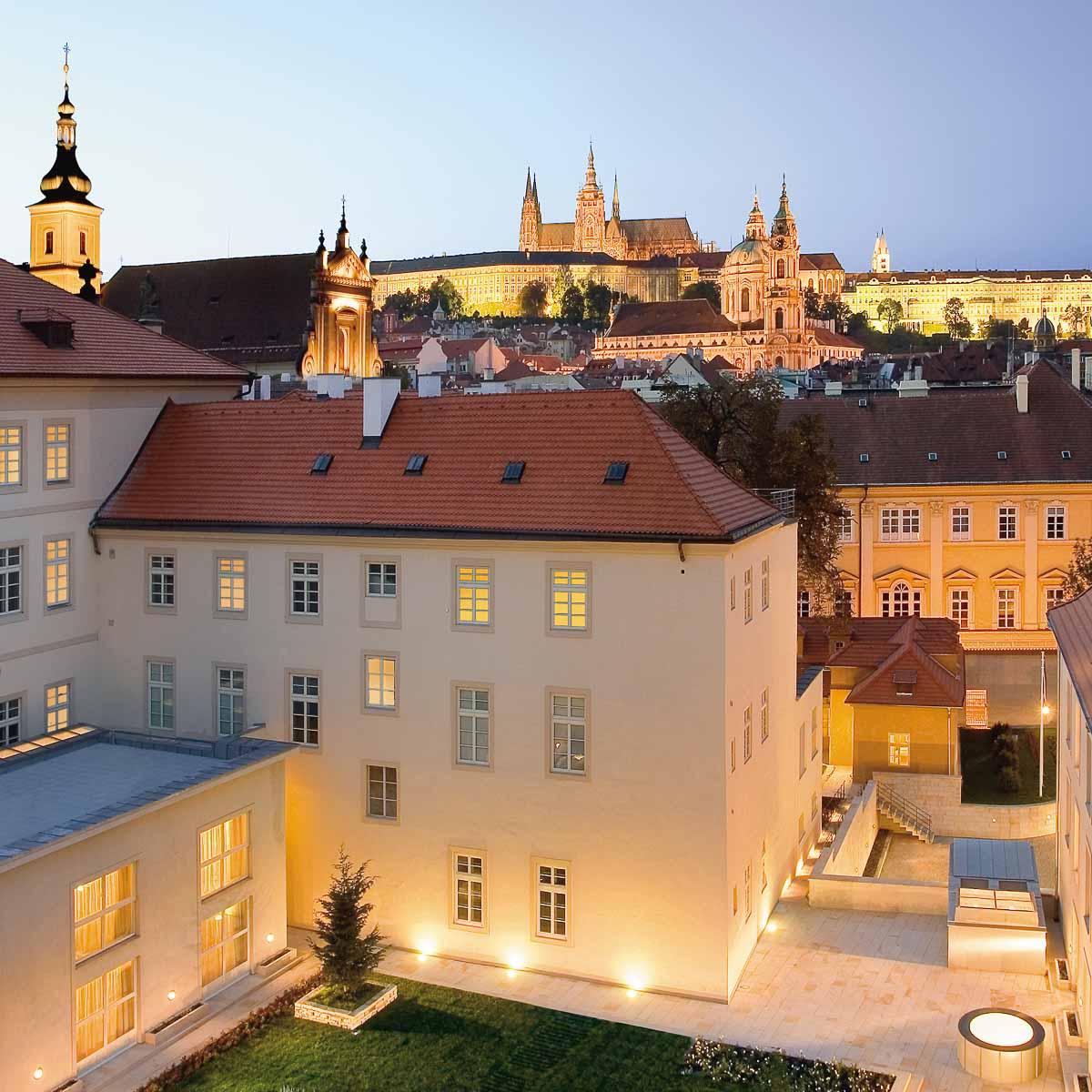 Luxus Hotel Mandarin Oriental Prag-2