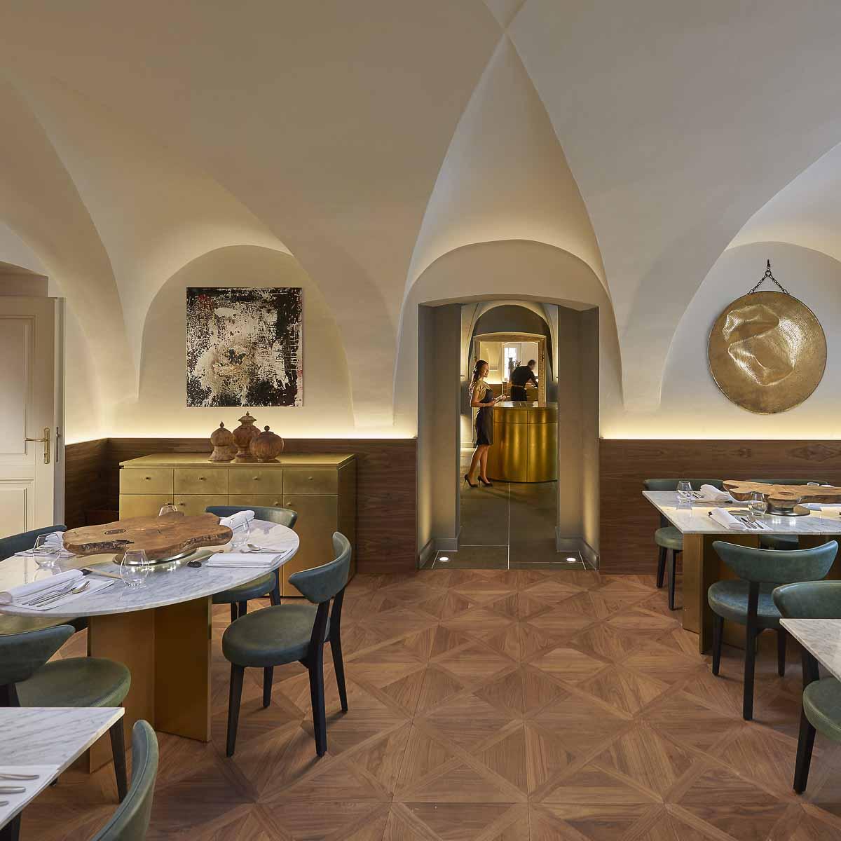 Luxus Hotel Mandarin Oriental Prag-6