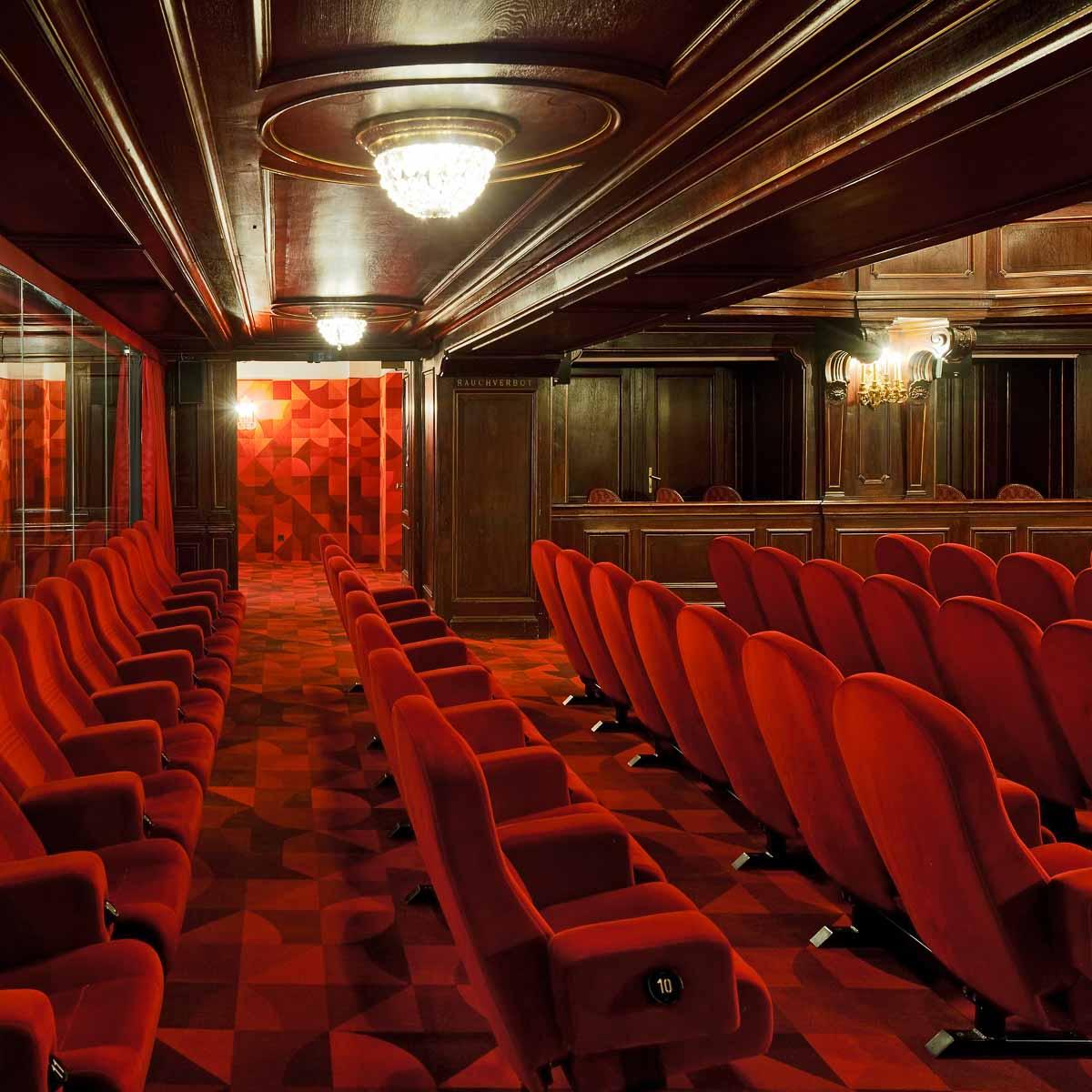 Metro Kino, Vienna,  Remodelling by Eichinger Offices, Vienna, Austria