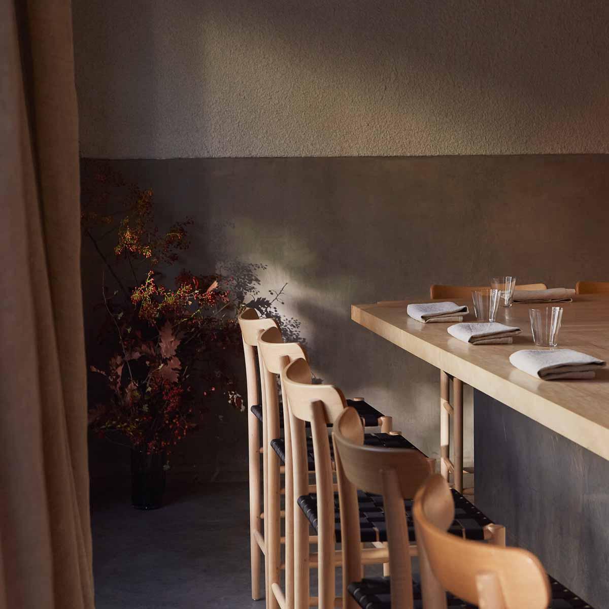 Michelin Stern Restaurant Ernst in Berlin