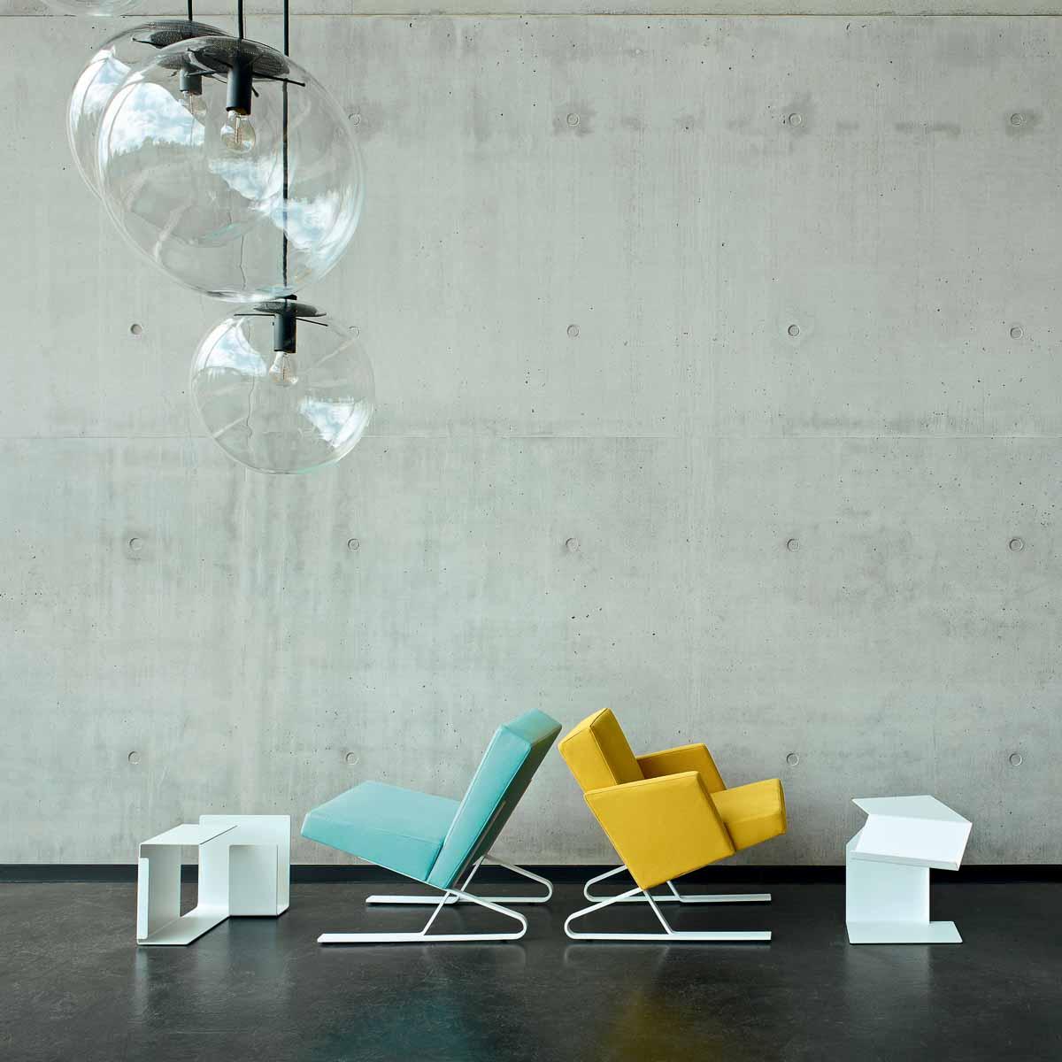 Foruse Sessel Satyr von Classicon © Foto Mark Seleen