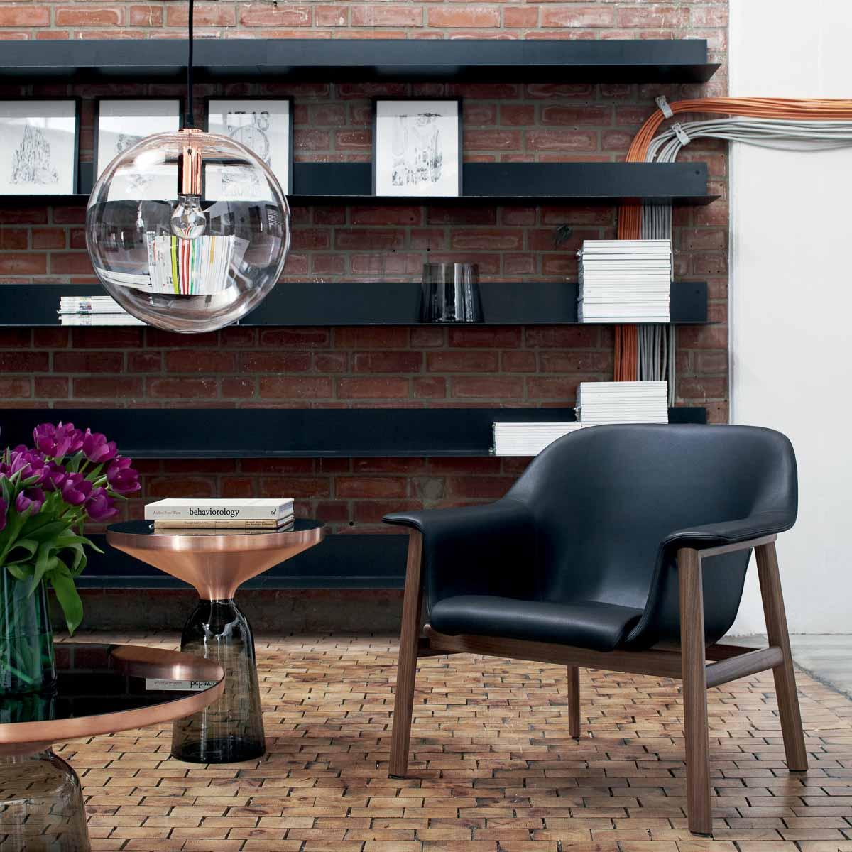 Neri&Hu Sessel Sedan_Sebastian Herkner Bell Table_Classicon © Foto Mark Seelen