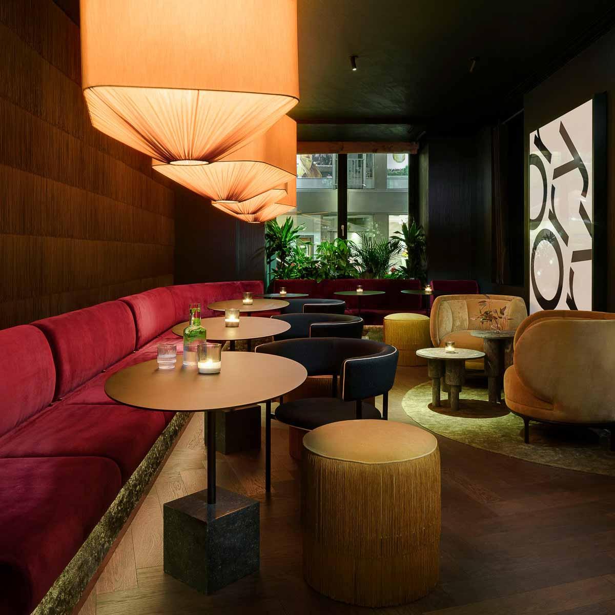 Ory Bar im Hotel Mandarin Oriental in München
