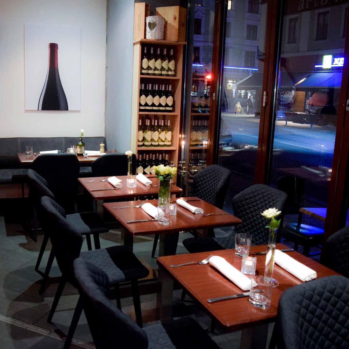 Restaurant Arte in Tavola München-3