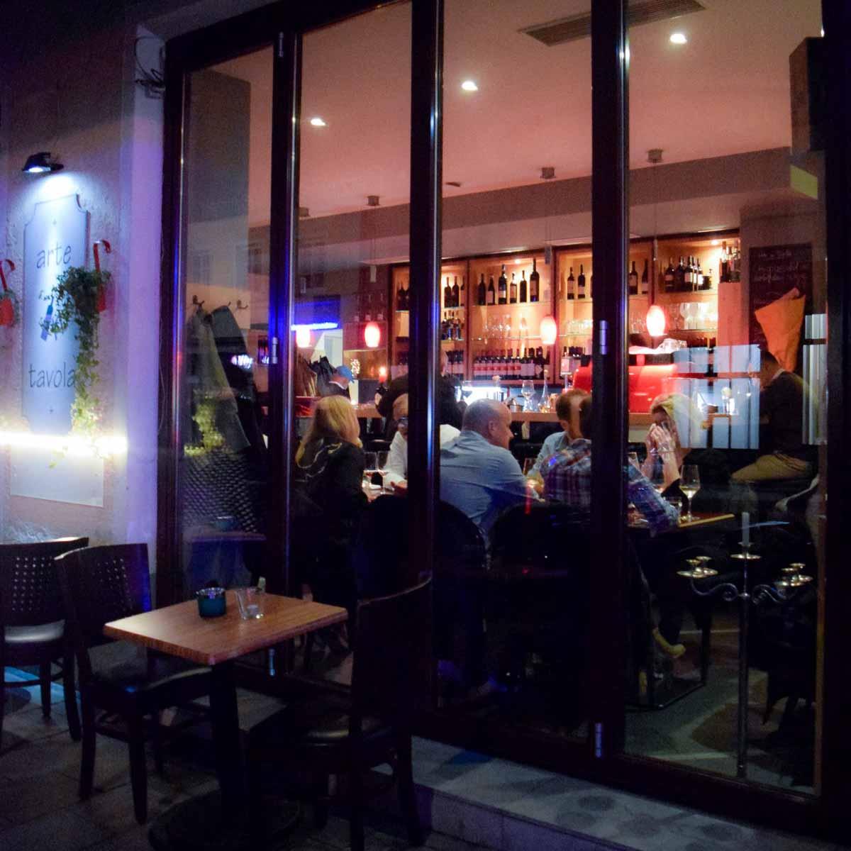 Restaurant Arte in Tavola München-5