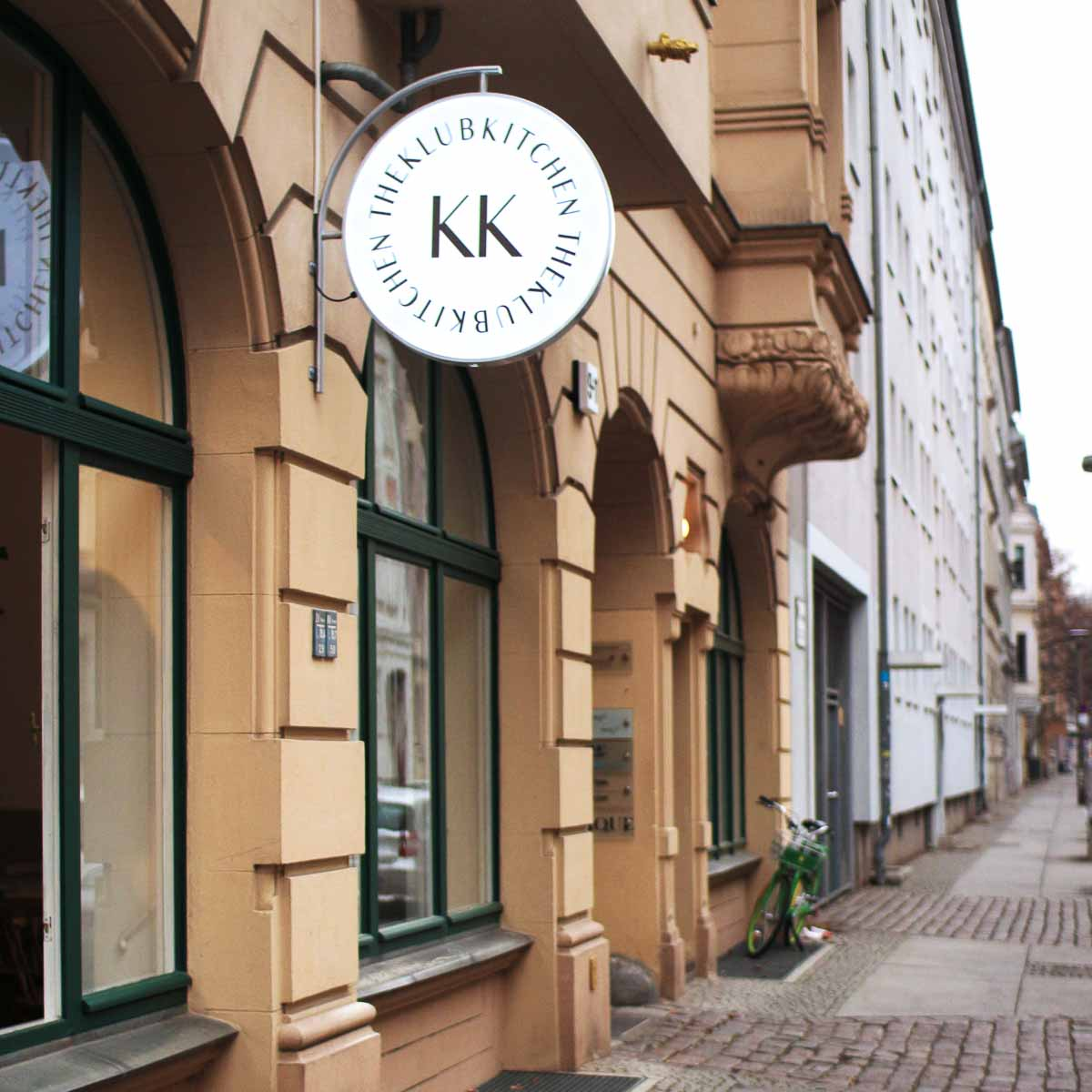 The Klub Kitchen in Berlin-Mitte