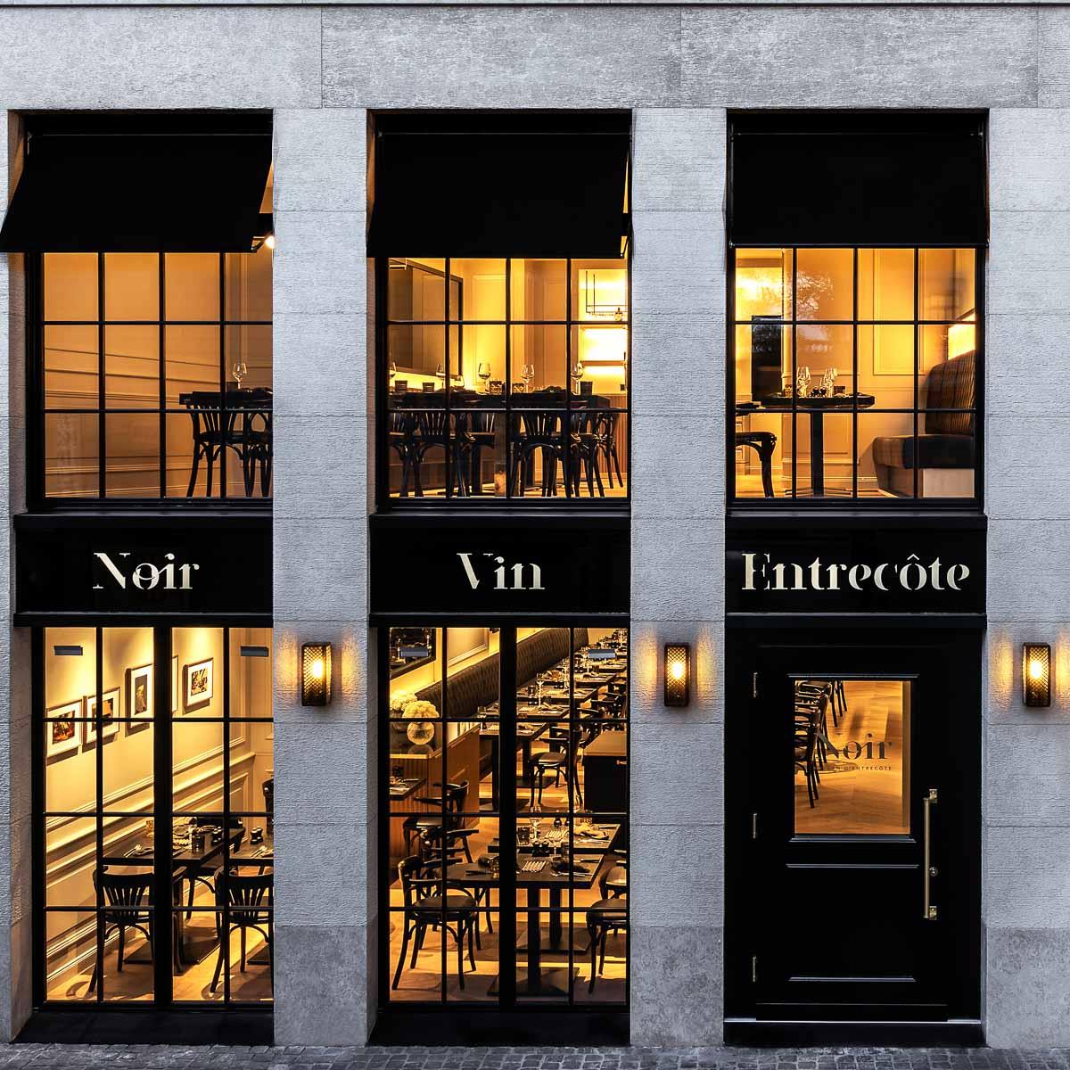 Bistro Restaurant Noir in Zürich-6