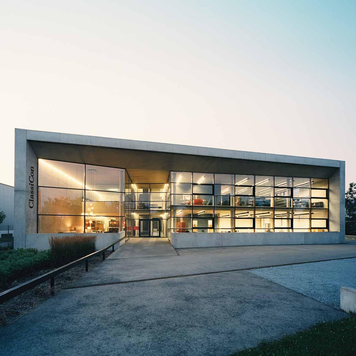 Classicon Showroom München © Foto Florian Holzherr