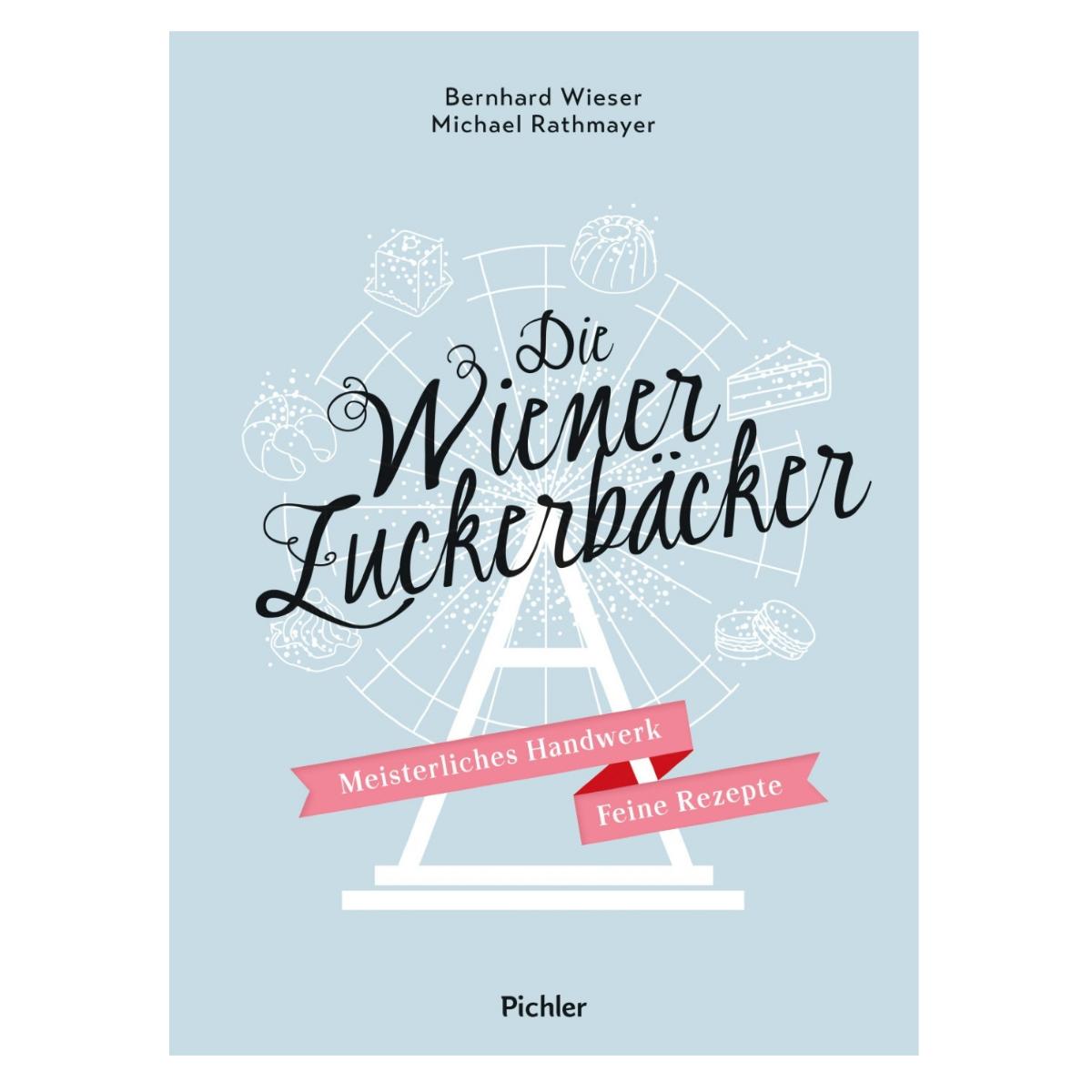 Cover die Wiener Zuckerbäcker (1)