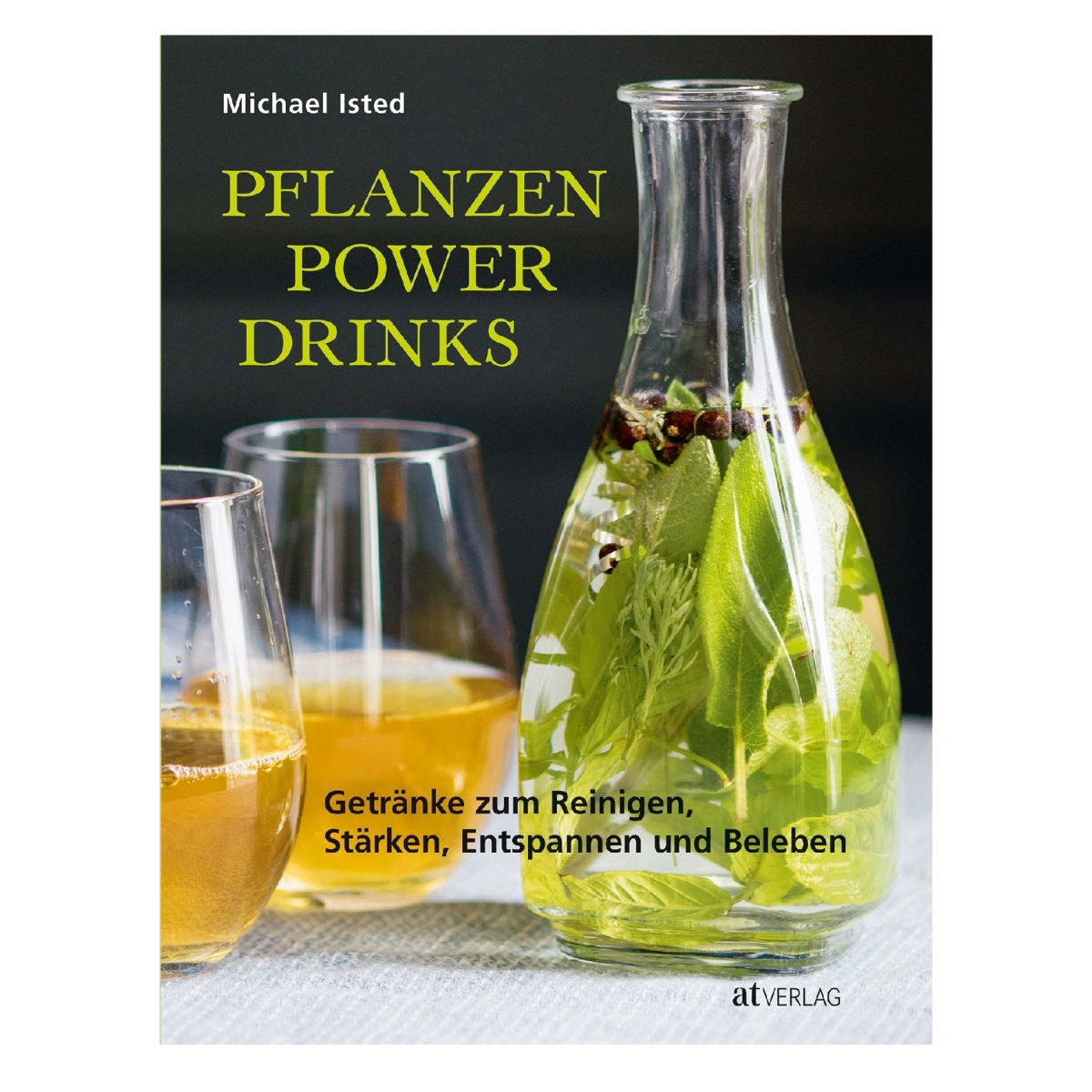 Cover Pflanzen Power Drinks