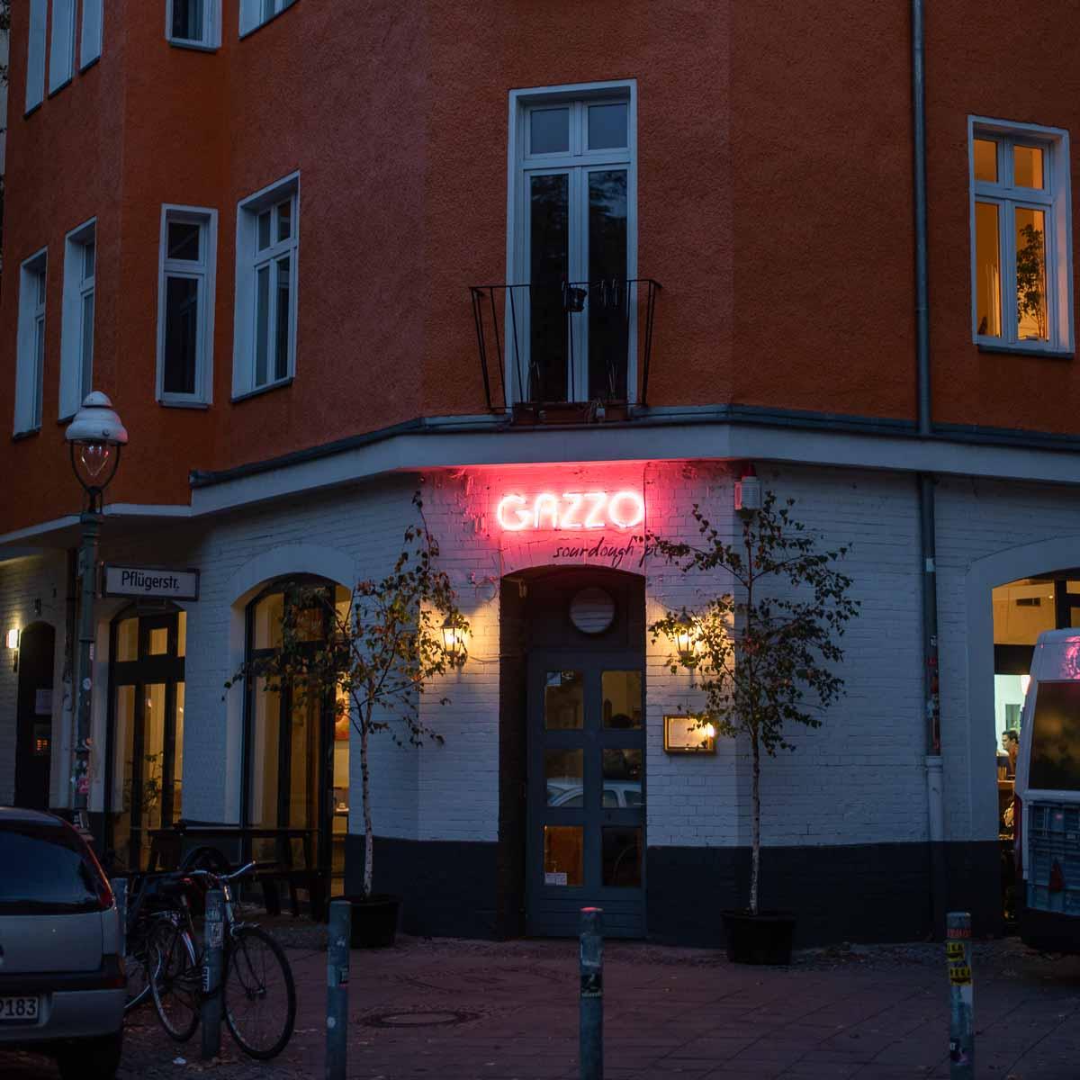Gazzo Sauerteig-Pizza in Berlin-Neukölln-6