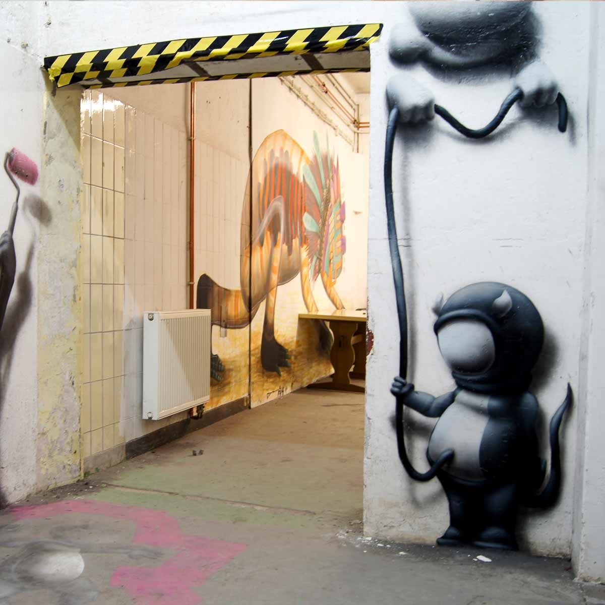 Stroke Artfair München 4