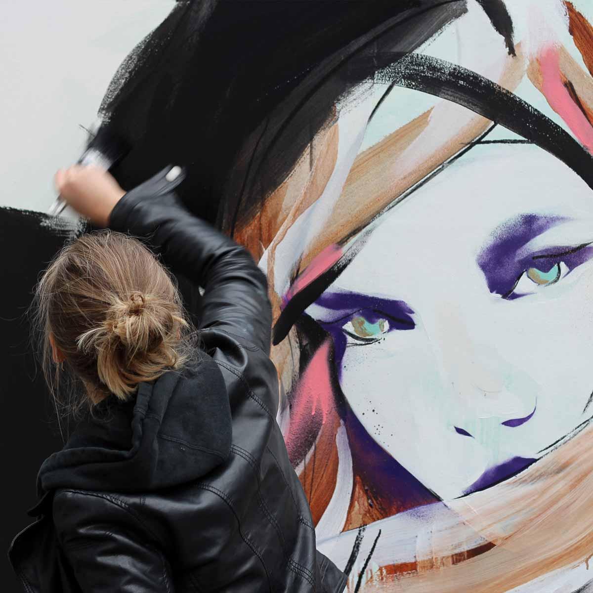 Stroke Artfair München 7