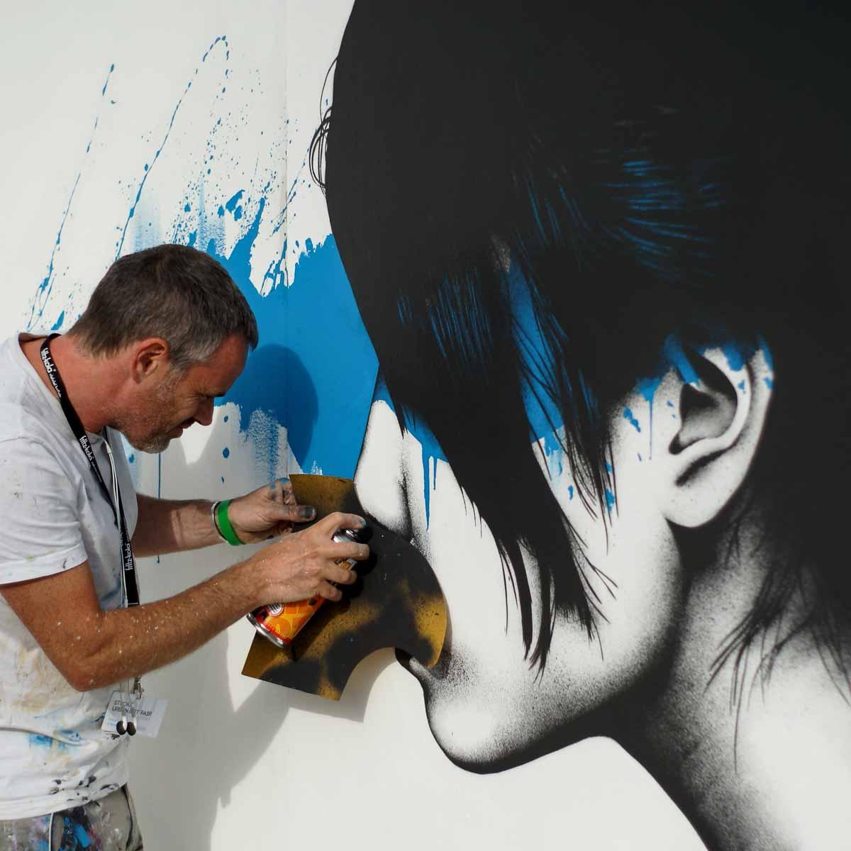 Stroke Artfair München 8