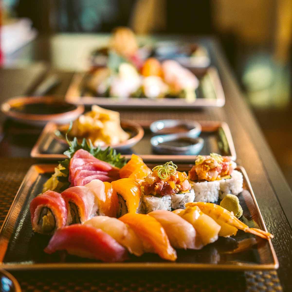 BERGH_P1064 Sushi Plate