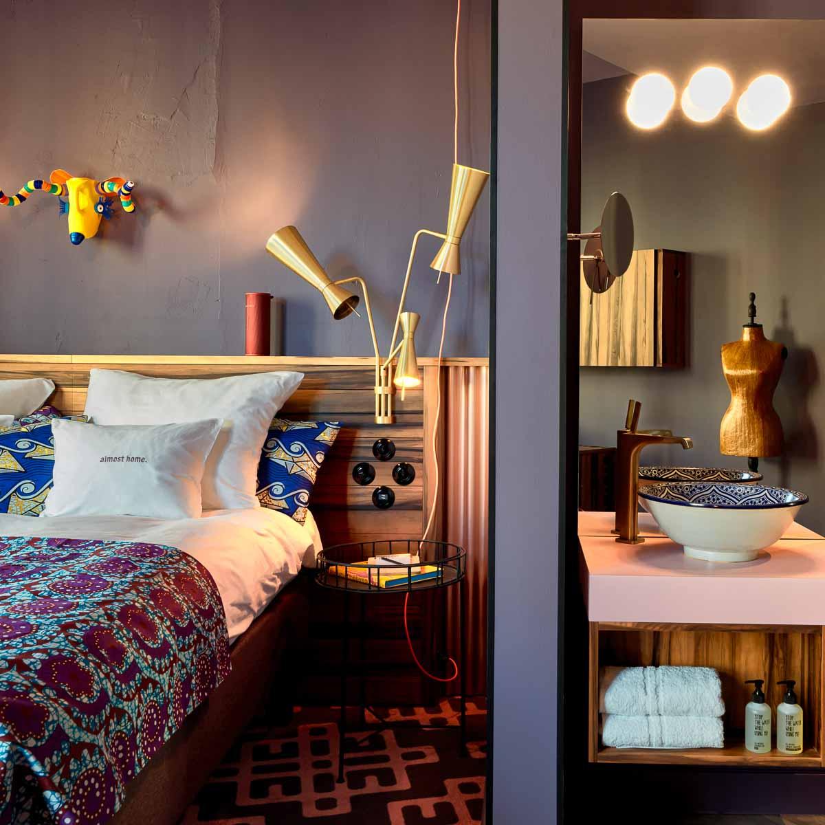 25hours Hotel Terminus Nord in Paris-4