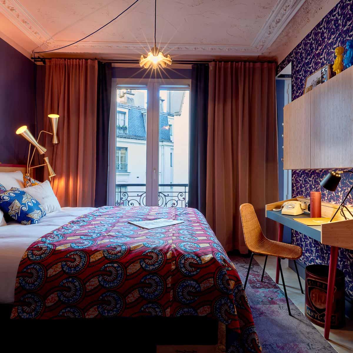 25hours Hotel Terminus Nord in Paris-5