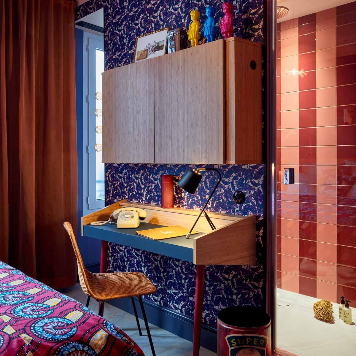 25hours Hotel Terminus Nord in Paris-6