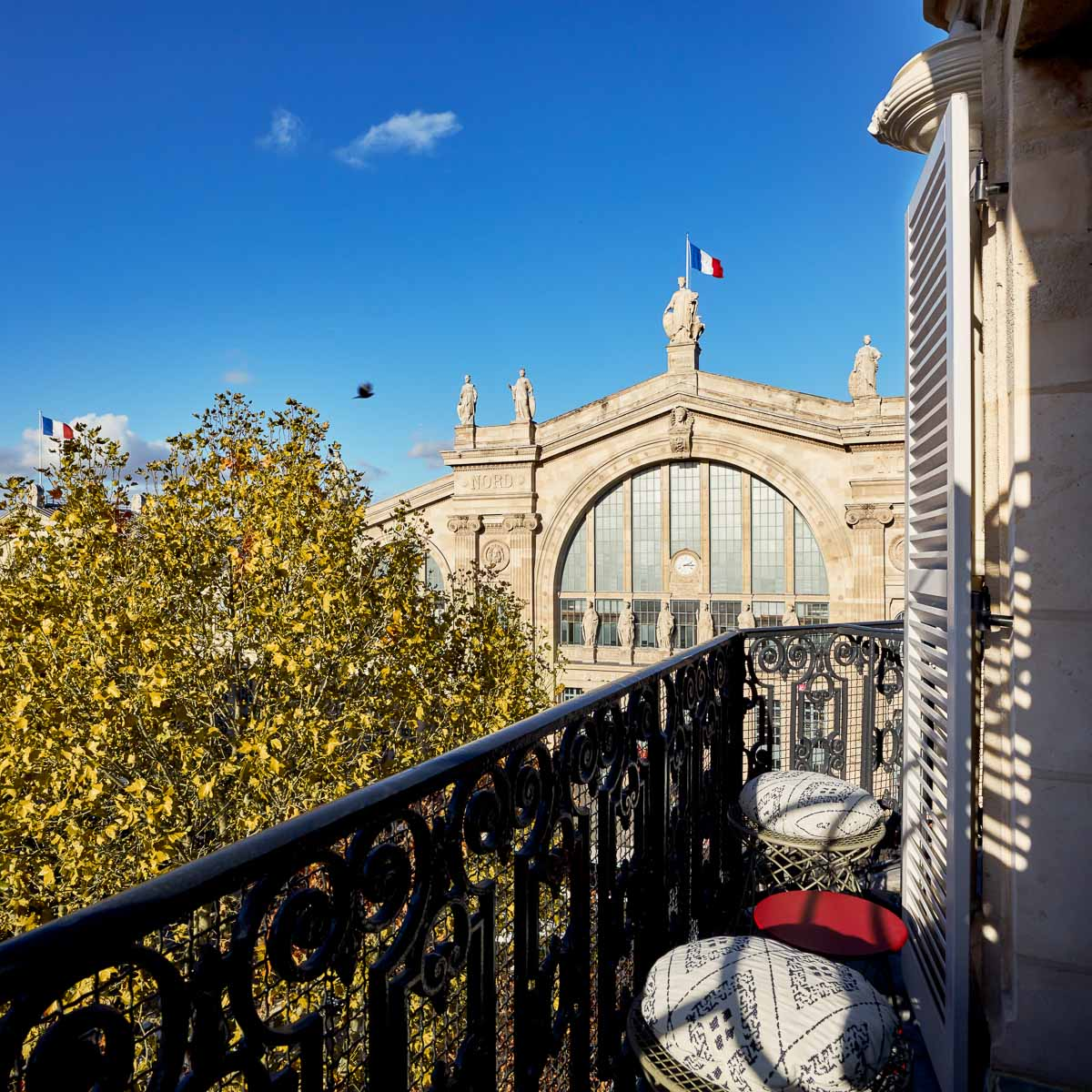 25hours Hotel Terminus Nord in Paris-9
