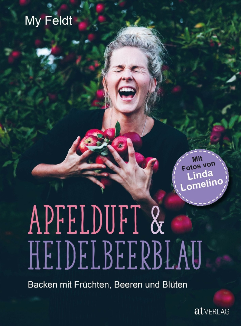 Apfelduft & Heidelbeerblau Kochbuch