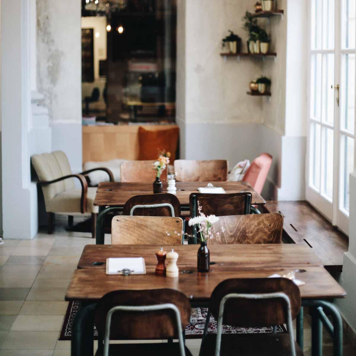 Café Hildebrandt im Gartenpalais Schönborn in Wien-4