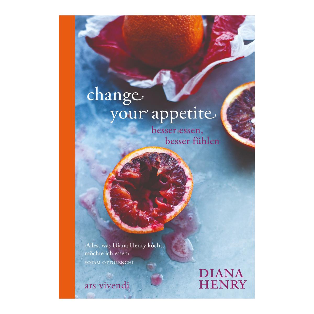 Change Yor Appetite Kochbuch
