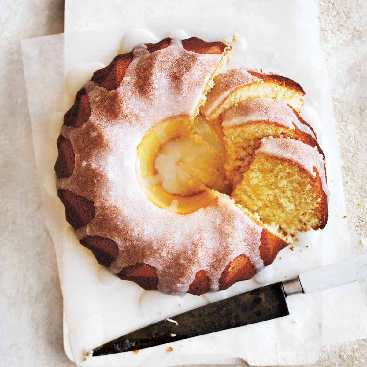 Kokos-Joghurt-Kuchen von Donna Hay