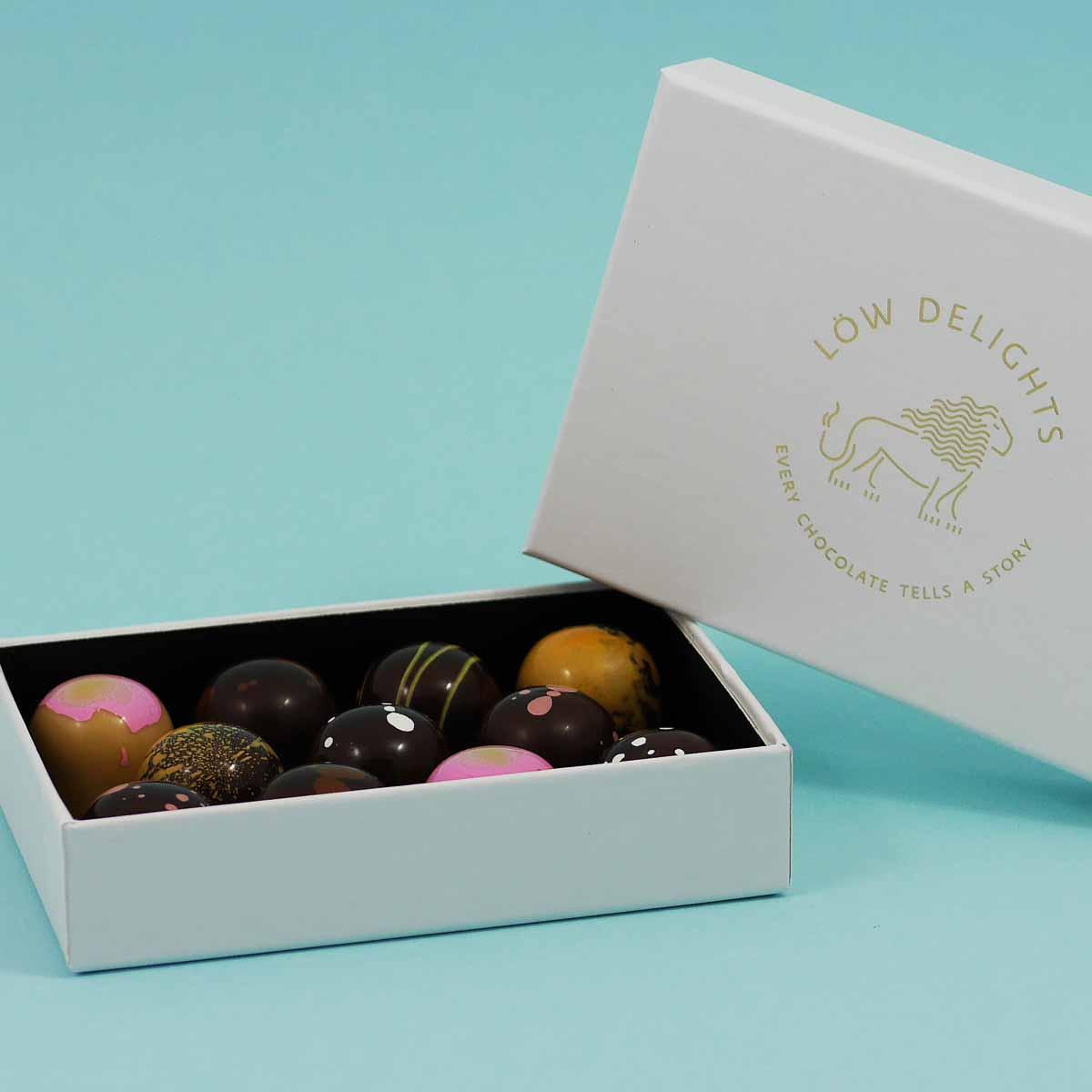 Löw Delights Gourmet Schokolade aus Zürich-10