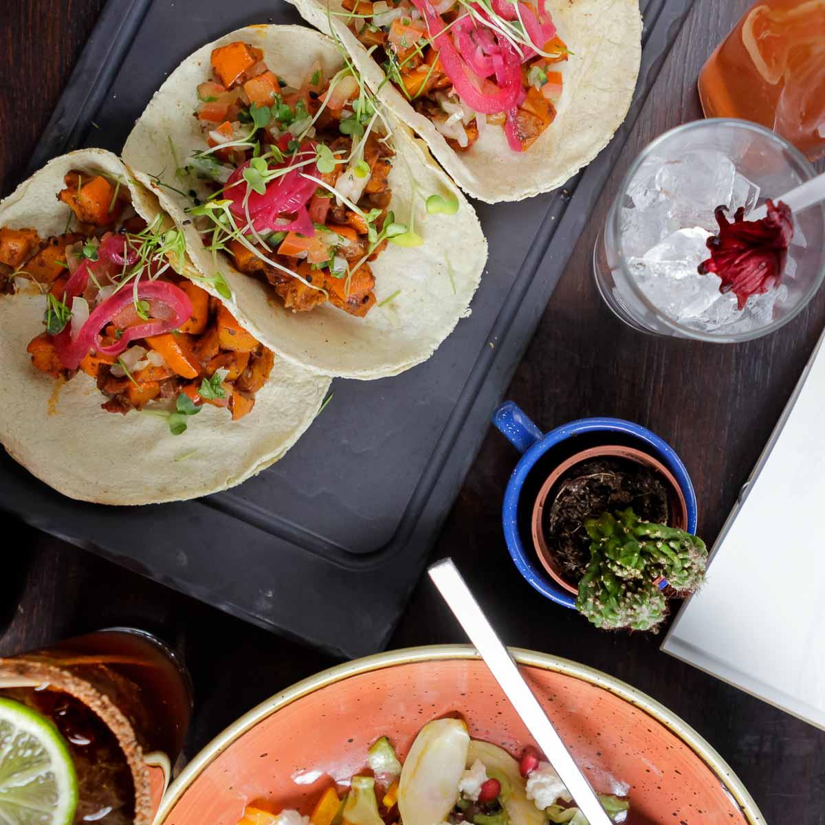 Mexikanisches Restaurant Santo in Wien-2