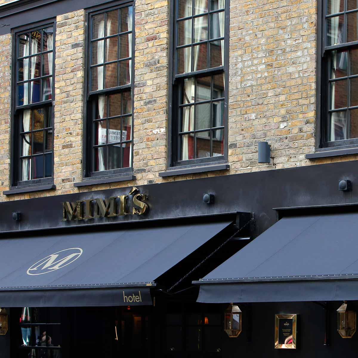 Mimis Hotel Soho in London-7
