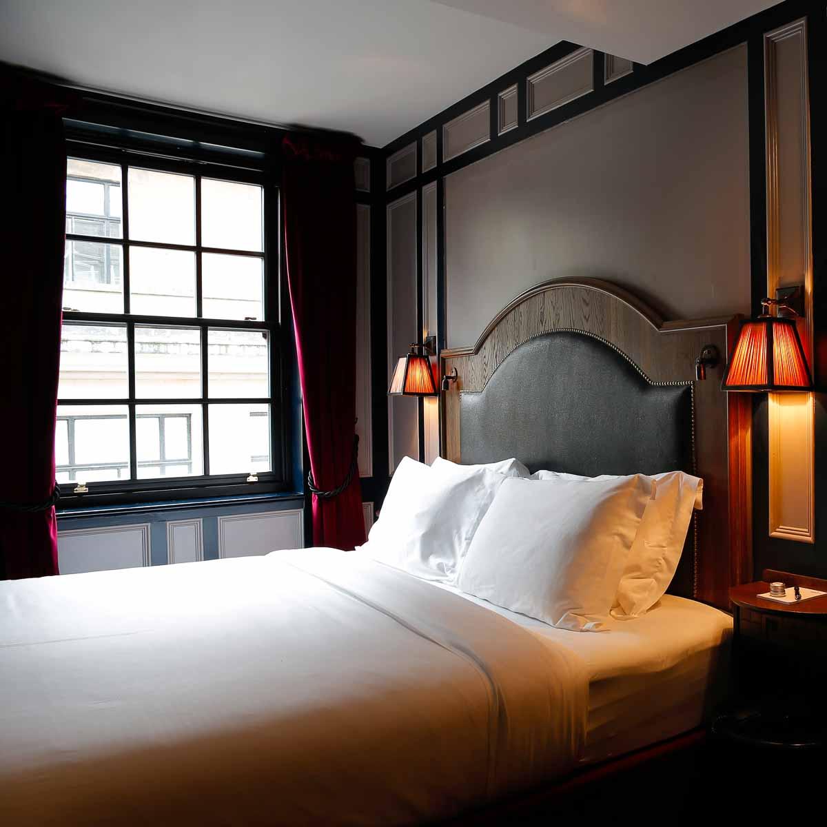 Mimis Hotel Soho in London-9