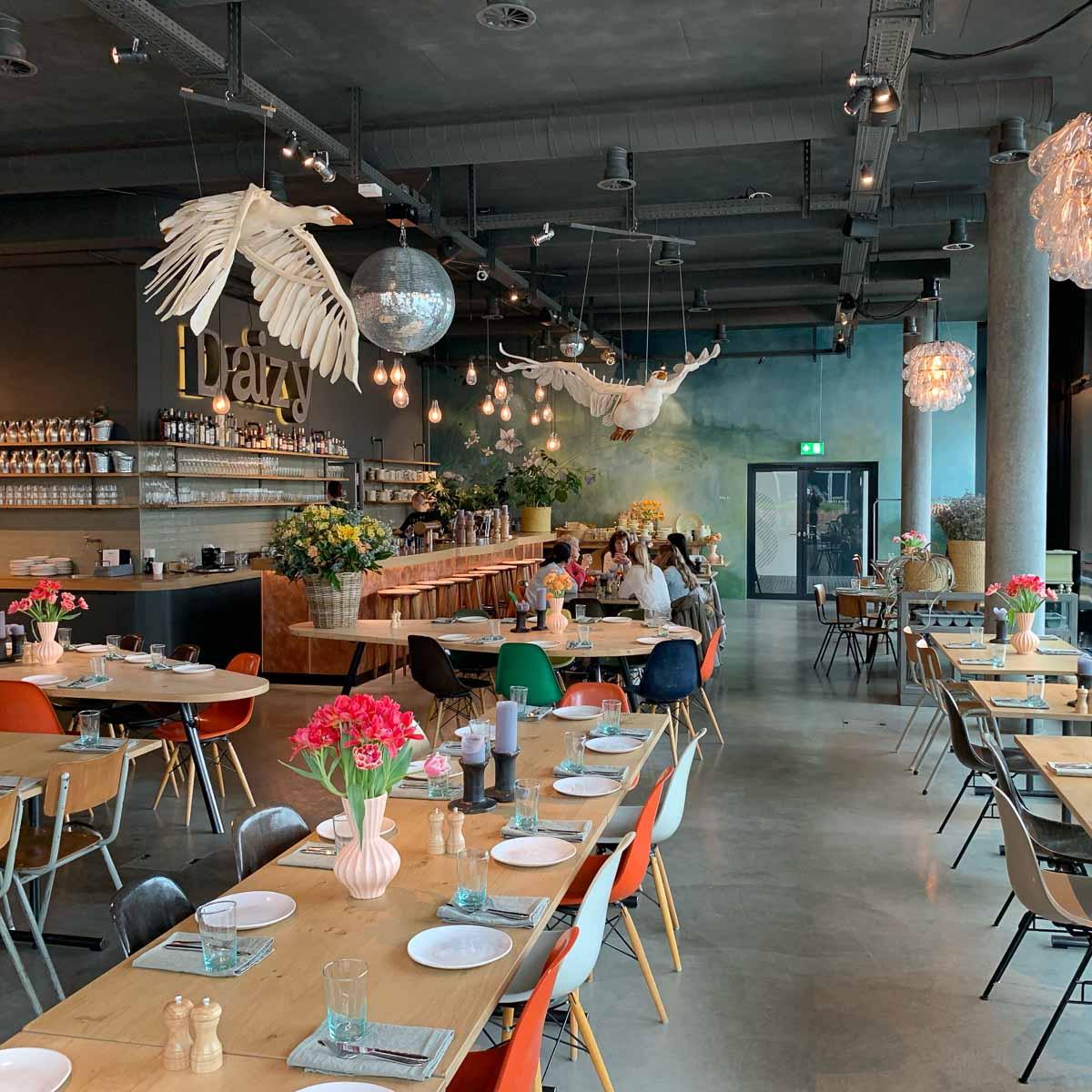 Restaurant Bar & Diner Daisy in Zürich-7