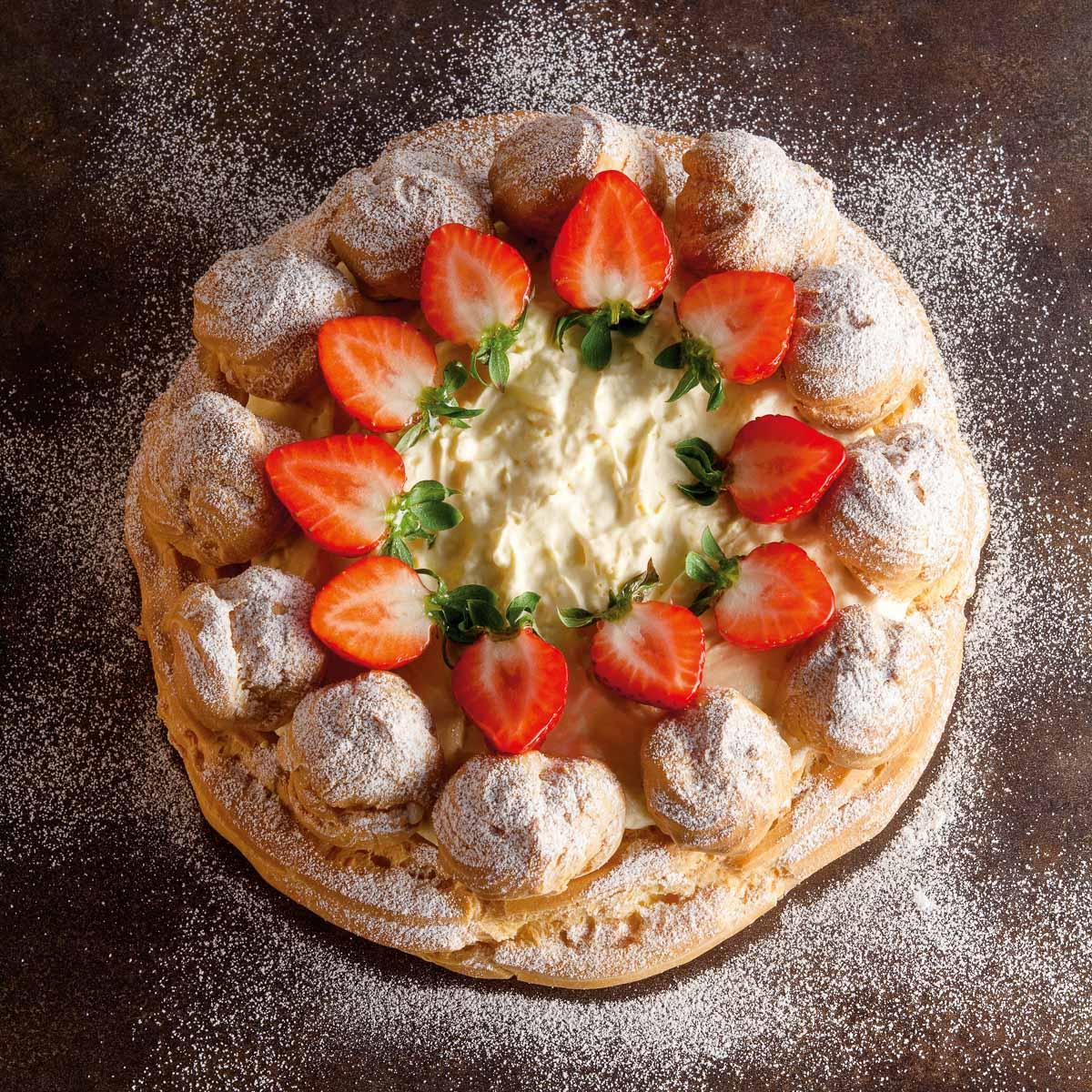 Rezept für Saint-Honoré-Torte © Michael Rathmayer