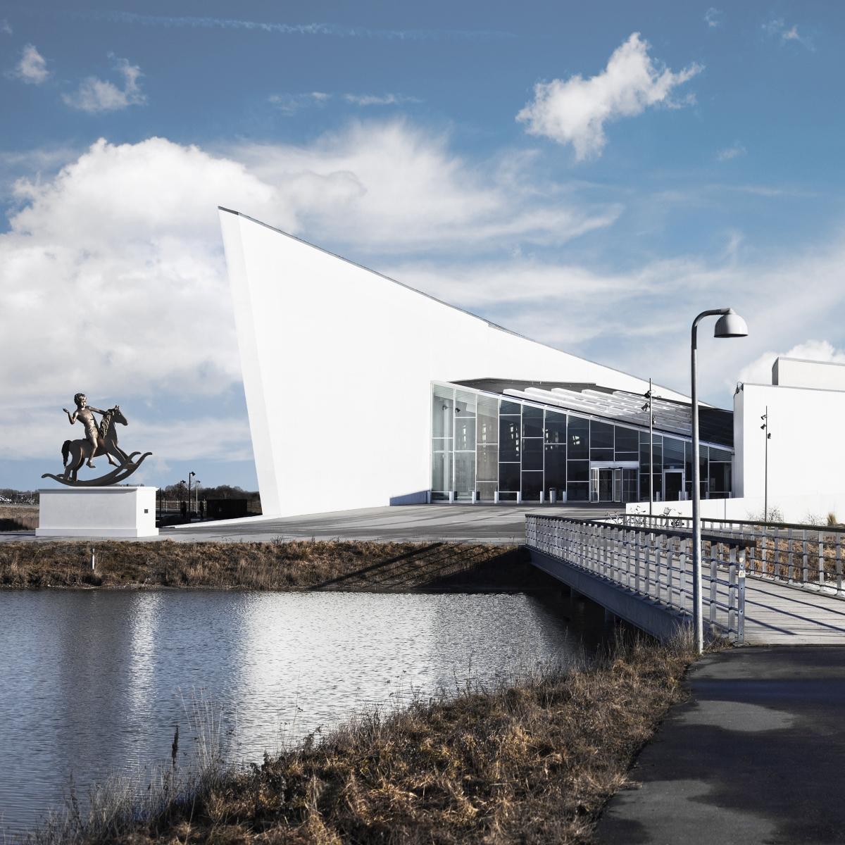 Arken_Museum für moderne Kunst_Kopenhagen_Foto von Emma Thunbo
