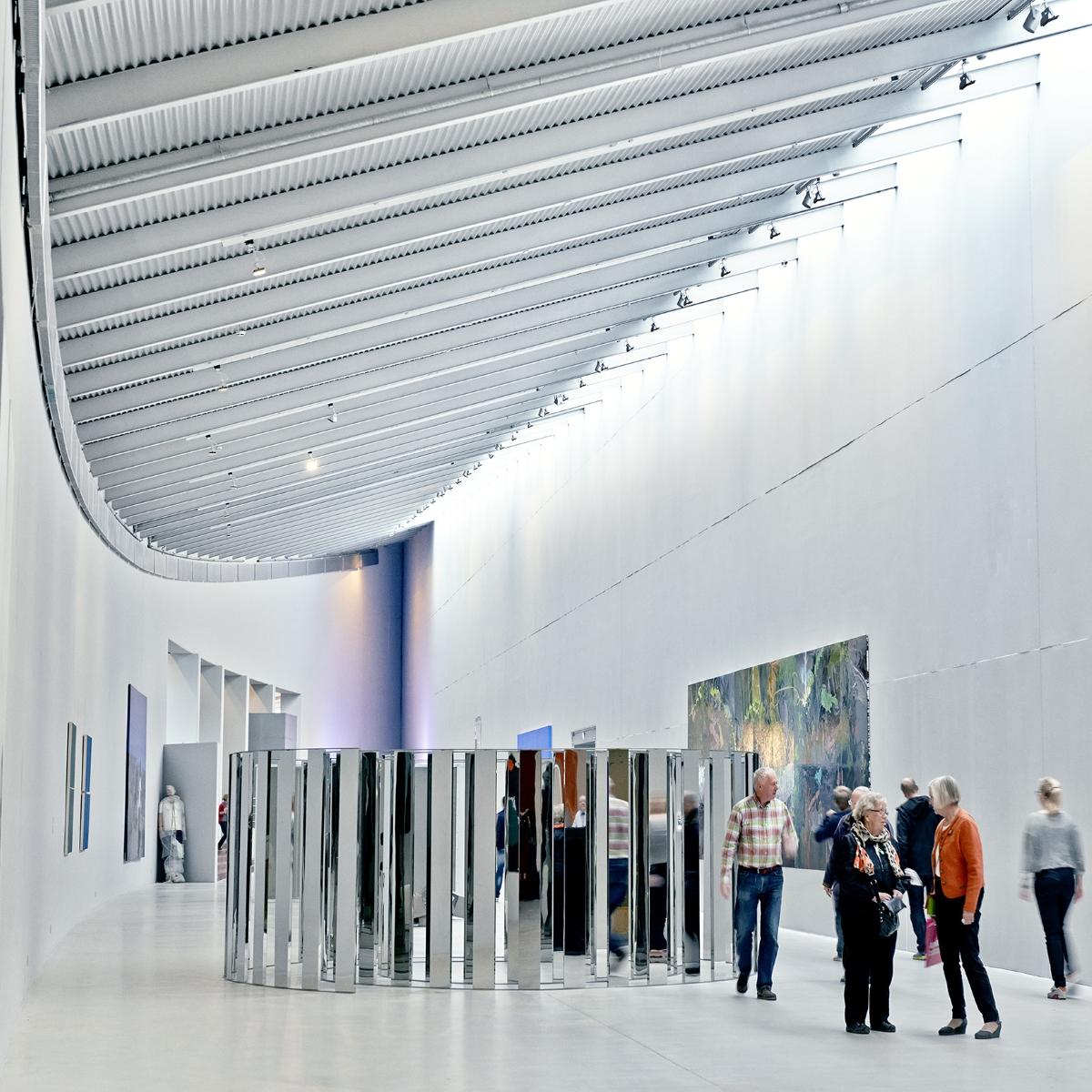 Arken_Museum für moderne Kunst_Kopenhagen_Foto von Hanne Fuglbjerg