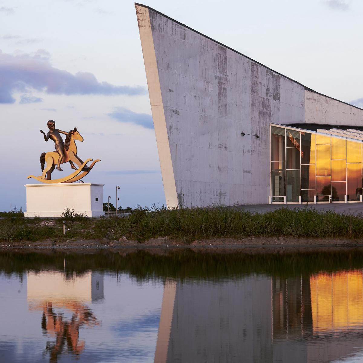 ARKEN_Museum für moderne Kunst_Kopenhagen_Foto von Torben Petersen