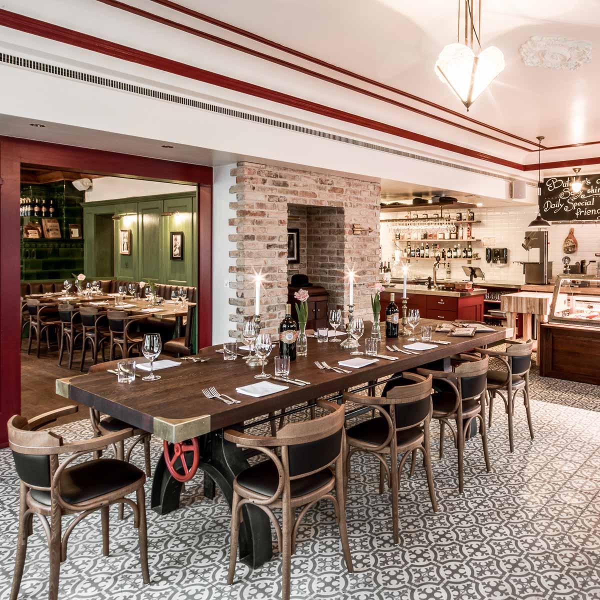 Restaurant & Metzgerei Butchers Table in Zürich-3
