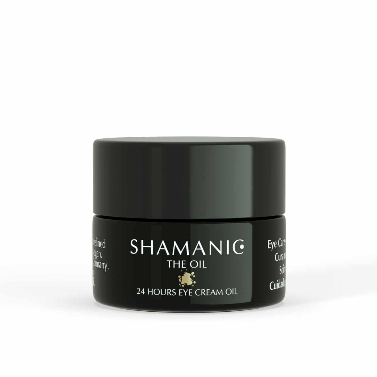 24 Hours Eye Cream Oil Augenmaske von Shamanic