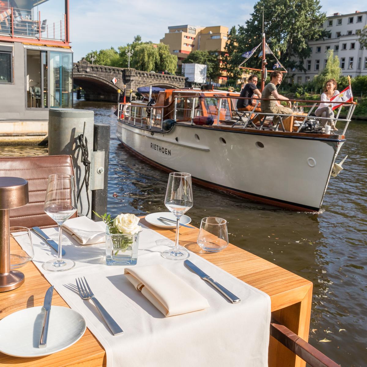 Dinner an der Riethoen am Restaurant Schiff Patio-3
