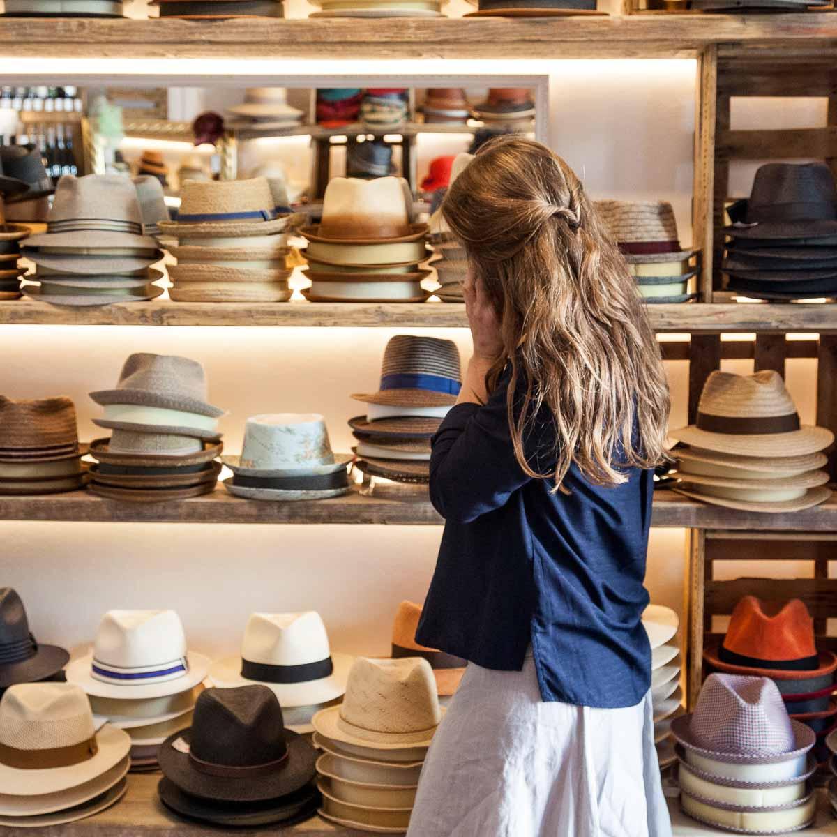 Hüte und Mützen online kaufen bei Hut.Berlin-1